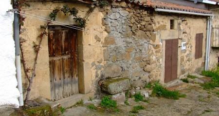 Ejemplos de arquitectura del pueblo casa