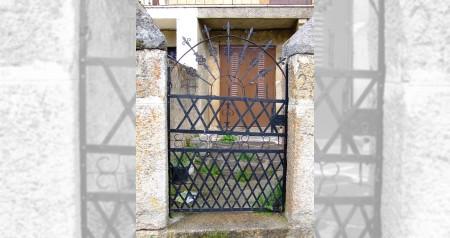 Ejemplos de arquitectura del pueblo reja
