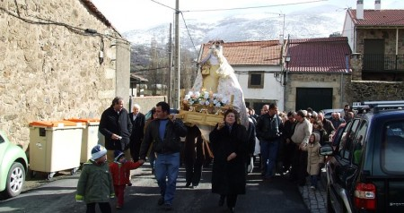 Fiesta de las candelas el 2 de febrero