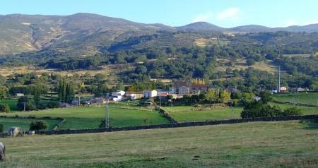 Vistas de santiago y su entorno municipio